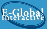 E-Global Interactive - website development, web site design and website training